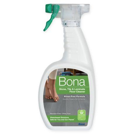 Bona 36 Ounce Stonetile Laminate Floor Cleaner Spray Bottle