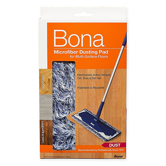 Alternate image 1 for Bona® Microfiber Dusting Pad