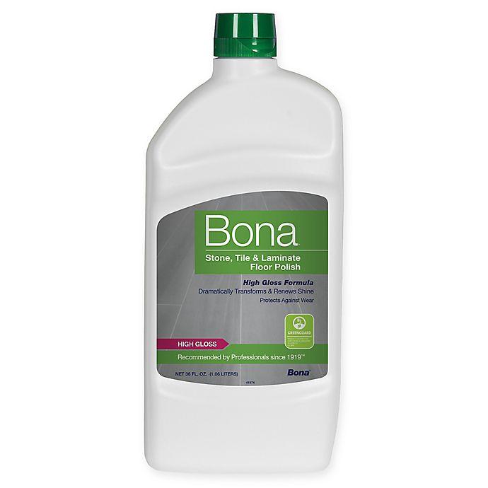 Alternate image 1 for Bona® Hard-Surface Floor Polish 36 oz.