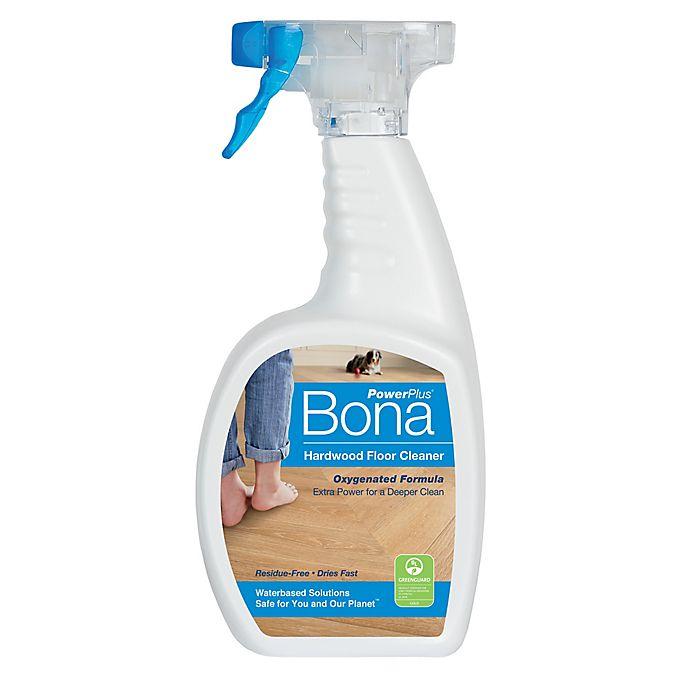 Alternate image 1 for Bona PowerPlus® Hardwood Floor Deep Cleaner Spray 36 oz.