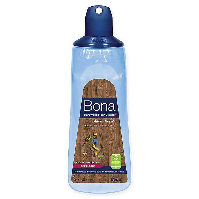 Alternate image 1 for Bona® Hardwood Floor Cleaner Cartridge 34 oz.