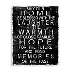 Happiness Typography Wall Décor