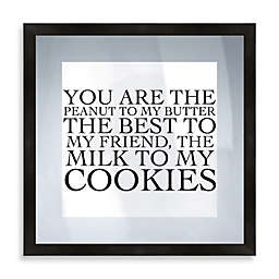 You Are The Best Framed Wall Art