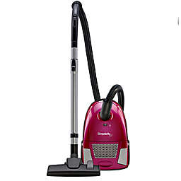 Simplicity Vacuums Jill Compact Canister Vacuum in Pink