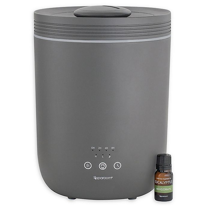 Alternate image 1 for SpaRoom® GuardianMist™ Essential Oil Humidifier