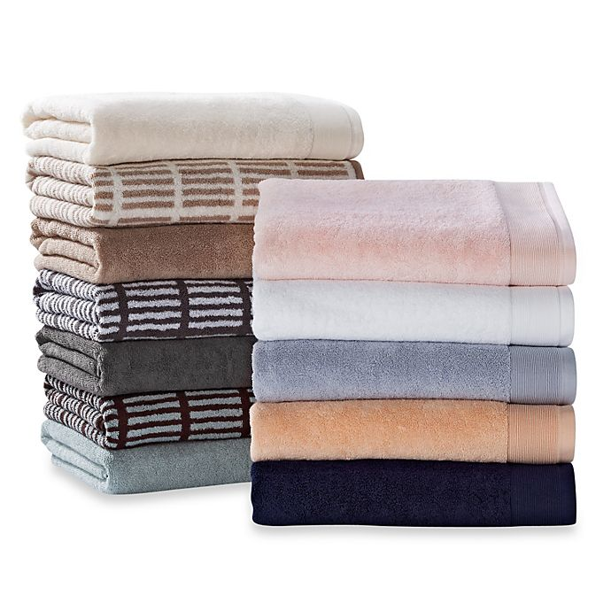 Real Simple® Bath Towel Collection | Bed Bath & Beyond