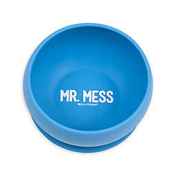 "Bella Tunno® ""Mr. Mess"" Silicone Wonder Bowl in Blue"