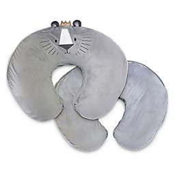 Boppy® Luxe Lion Nursing Pillow and Positioner in Grey