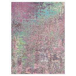 Nourison Abstract Shag Area Rug
