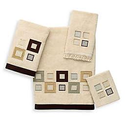 Avanti Metropolis Fingertip Towel in Linen