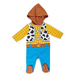 Disney® Toy Story Woody Footed Pajama in Yellow