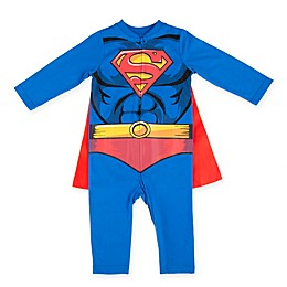 Warner Bros.® Superman Toddler Coverall in Blue