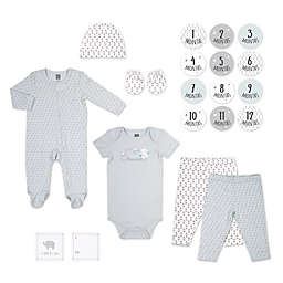 The Peanutshell™ Size 0-3M 20-Piece Little Dreamer Layette Set