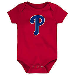 MLB Philadelphia Phillies Casual Bodysuit