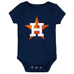 MLB Houston Astros Short Sleeved Bodysuit