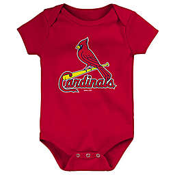 MLB St. Louis Cardinals Short Sleeve Bodysuit