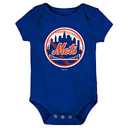 MLB New York Mets Short Sleeve Bodysuit