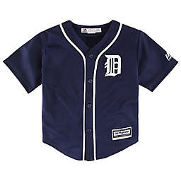 MLB Detroit Tigers Toddler Short Sleeve Replica Jersey