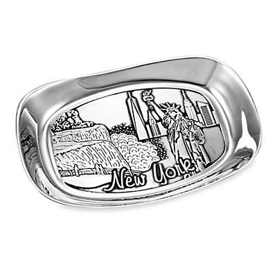 Wilton Armetale® State of New York Bread Tray