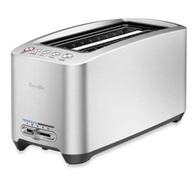 Breville 174 Die Cast Smart Toaster Bed Bath Amp Beyond