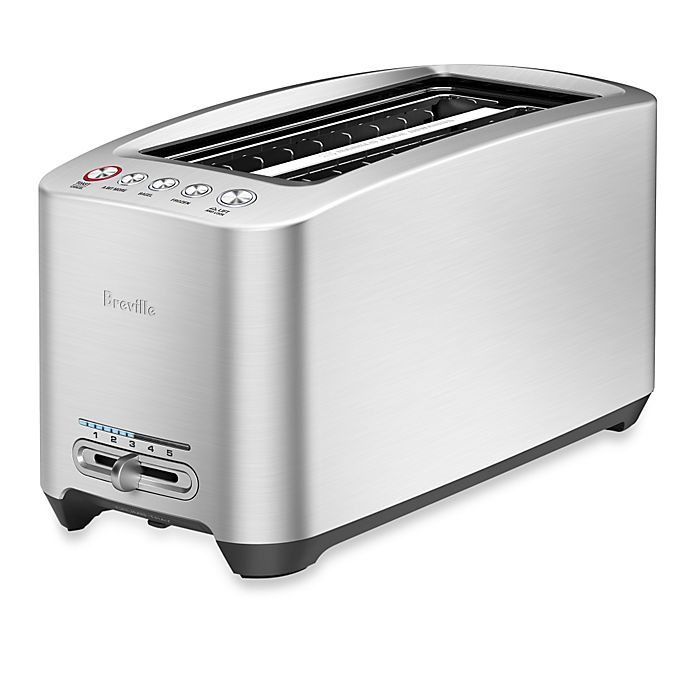 Alternate image 1 for Breville® Die-Cast Smart Toaster™