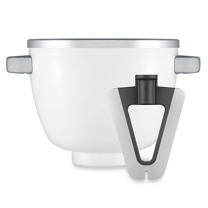 Alternate image 1 for Breville® Freeze and Mix™ for Breville® BEM800XL 5-Quart Die-Cast Stand Mixer