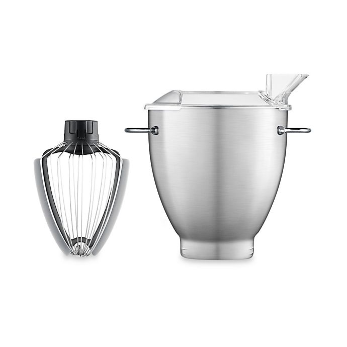 Alternate image 1 for Breville® Scraper Whisk™ with 3-Quart Stainless Steel Mixing Bowl
