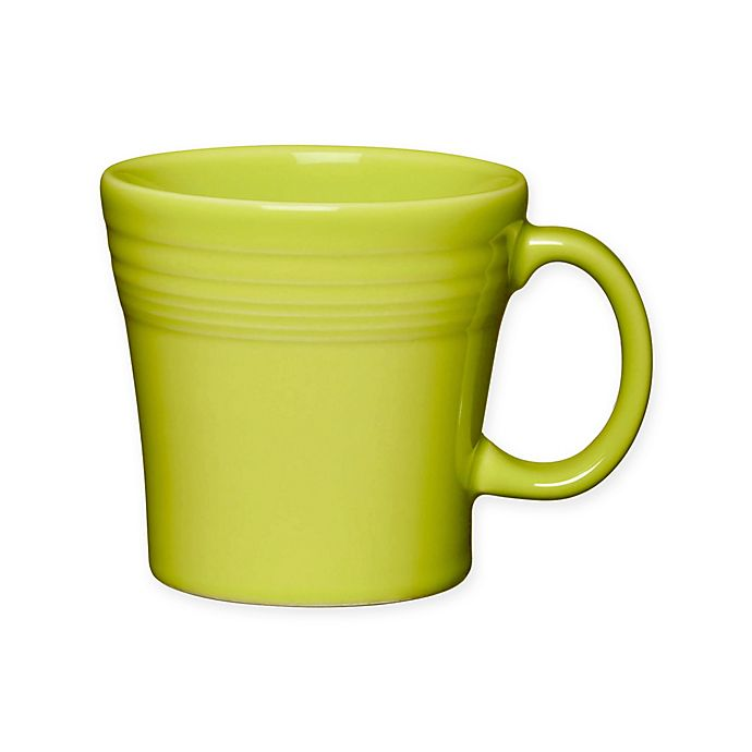 Alternate image 1 for Fiesta® Tapered Mug in Lemongrass