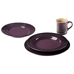 Le Creuset® Dinnerware Collection in Cassis