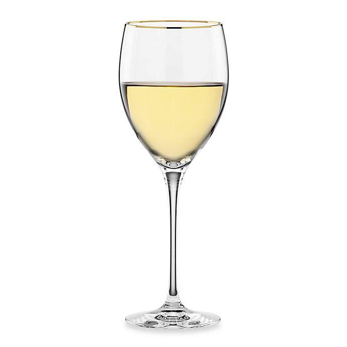 Alternate image 1 for Lenox® Timeless Gold Signature Wine Goblet