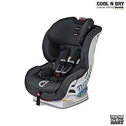 BRITAX® Boulevard ClickTight™ Cool N Dry Convertible Car Seat in Grey