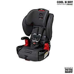 BRITAX® Frontier ClickTight™ Cool N Dry Harness-2-Booster Seat in Grey