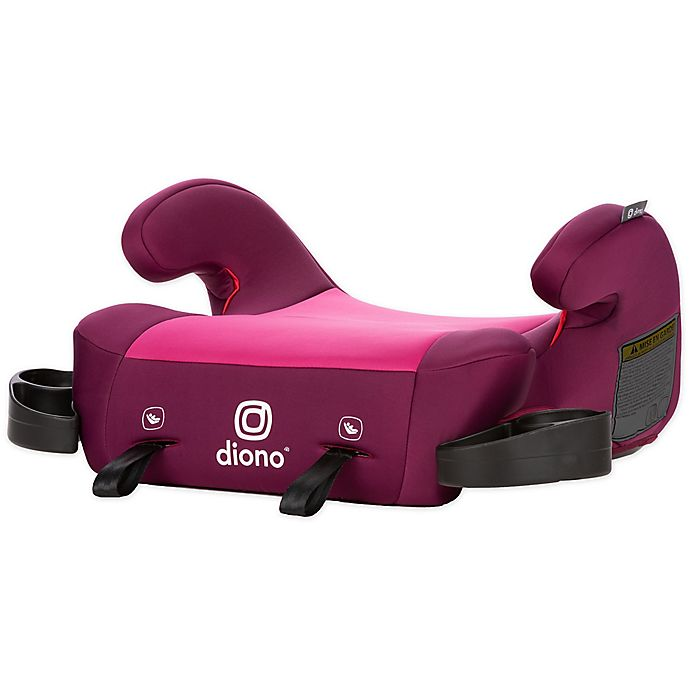 Alternate image 1 for Diono® Solana 2 Backless Booster Car Seat