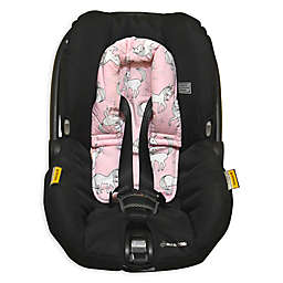Bambella Designs Unicorn Infant Head Support in Pink