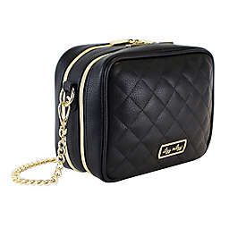 Itzy Ritzy® Crossbody Diaper Bag in Black