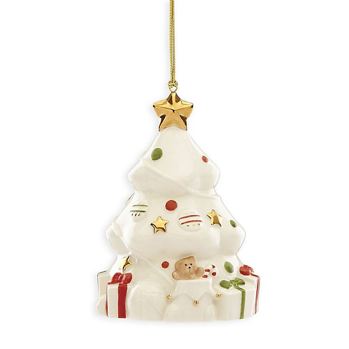 Lenox Christmas Tree Recordable Ornament Bed Bath Beyond