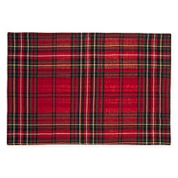 Bee & Willow™ Home Plaid Reversible Placemats (Set of 4)