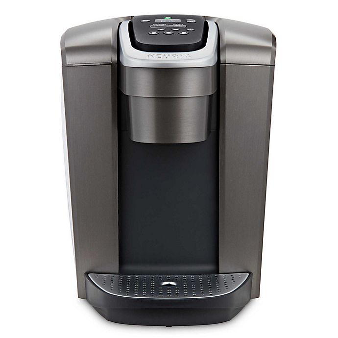 Alternate image 1 for Keurig® K-Elite™ Single-Serve Coffee Maker