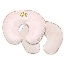 Boppy® Luxe Nursing Pillow and Positioner in Luxe Pink Princess