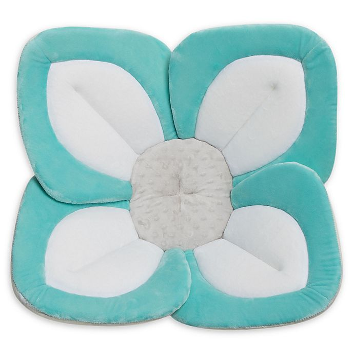 Alternate image 1 for Blooming Baby™ Blooming Bath Lotus in Seafoam