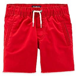 OshKosh B'gosh® Pull-On Short in Red