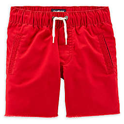 OshKosh B'gosh® Pull-On Short in Red