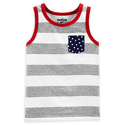 OshKosh B'gosh® Striped Sleeveless Top