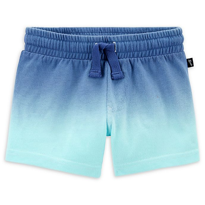 Alternate image 1 for OshKosh B'gosh® Ombre Short in Blue