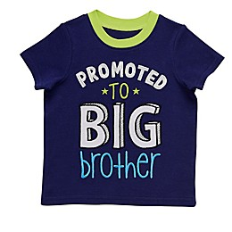 Start-up Kids® Promoted Big Brother T-Shirt in Navy/Lime