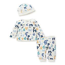 Focus Kids™ 3-Piece Alpha Top, Hat and Pant Set