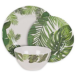 Fitz and Floyd® Tropical Fun Melamine Dinnerware Collection