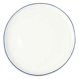 canvas home™ Abbesses Dinner Plates in Blue (Set of 4)
