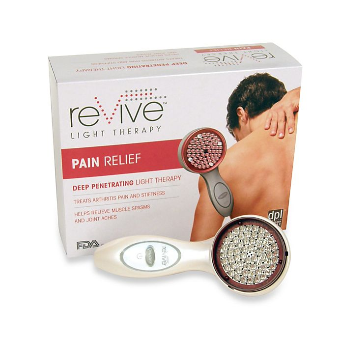Alternate image 1 for reVive Light Therapy™ Portable Handheld Pain System