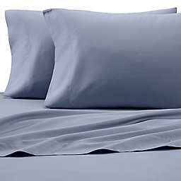 Under The Canopy® HomeGrown™ Organic Cotton Standard Pillowcase in Light Blue